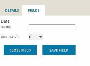 Field-Date
